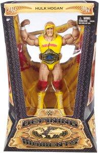 WWE Mattel Defining Moments Hulk Hogan
