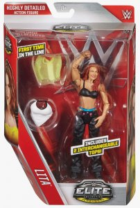WWE Mattel Elite Serie 41 Lita