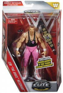 WWE Mattel Elite Serie 43 Jim Neidhart - Hartfoundation