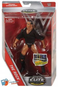WWE Mattel Elite Serie 47.5 The Rock