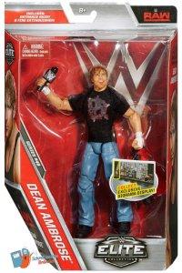 WWE Mattel Elite Serie 48 Dean Ambrose