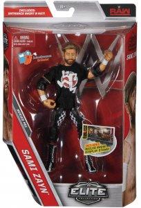 WWE Mattel Elite Serie 51 Sami Zayn