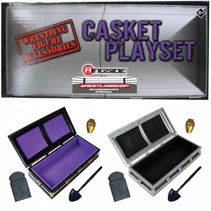 WWE Sarg - Casket Playset