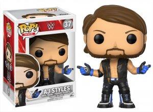 WWE Funko Pop Vinyl Figur AJ Styles