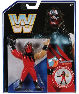 WWE Mattel Retro Figur Kane
