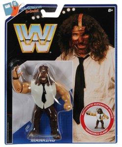 WWE Mattel Retro Figur Mankind