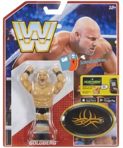 WWE Mattel Bill Goldberg Rétro Figure Series 3