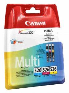 Druckerpatrone Canon CLI 526 Multipack