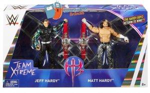 WWE Mattel Elite Epic Moment Hardy Boyz Jeff & Matt