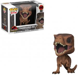 Funko Pop Vinyl Figur Jurassic Park Tyrannosaurus