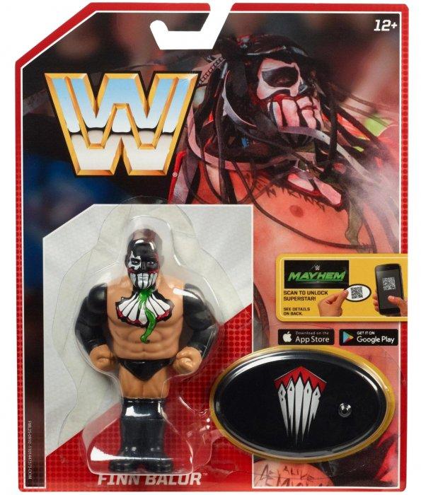 WWE Mattel Retro Serie 4 Finn Balor