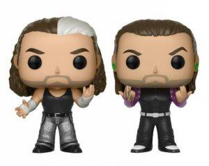 WWE Funko Pop Vinyl Figur Hardy Boyz