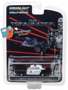Greenlight The Terminator 1977 Dodge Monaco 1:64