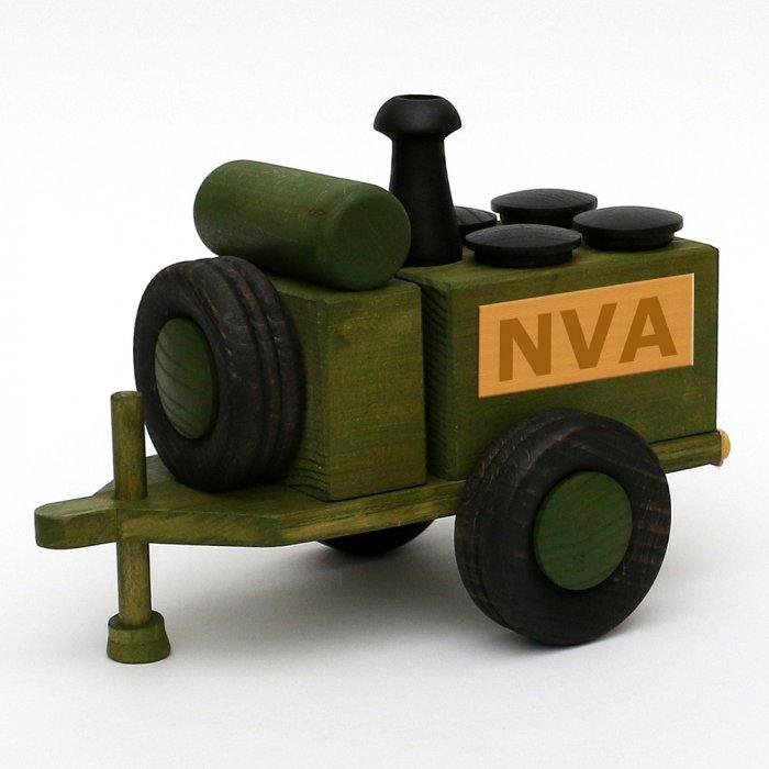 Räucherwagen Holz Gulaschkanone
