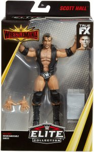 WWE Mattel Elite Wrestlemania Serie 35 nWo Scott Hall