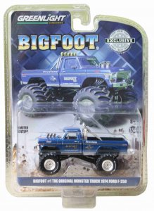 Greenlight The Original Monstertruck Bigfoot 1:64 Ford F 250