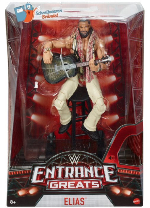 WWE Mattel Elite Entrance Greats Elias