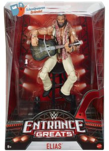 WWE Mattel Elite Entrance Greats Elias