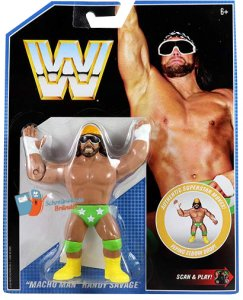 WWE Mattel Retro Serie 9 Macho Man Randy Savage