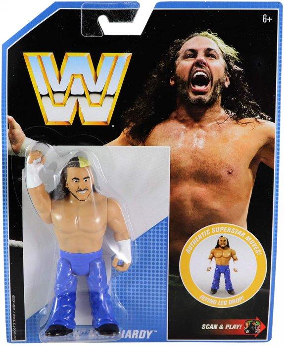 WWE Mattel Retro Serie 10 Matt Hardy