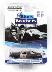 Greenlight Jake & Elwood's Bluesmobil 1:64