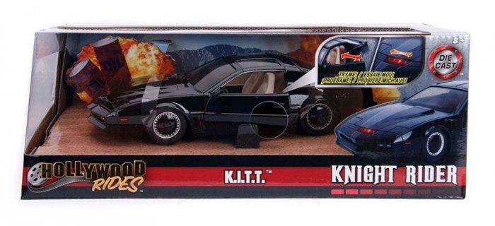 Jada Knight Rider K.I.T.T. 1/24 mit Leuchtfunktion Knightrider