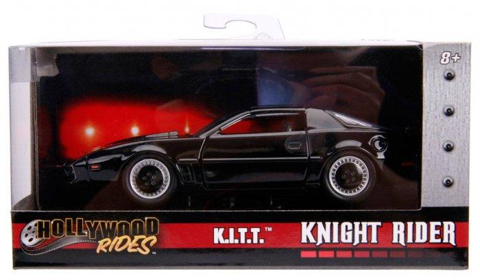 Jada Knight Rider Kitt 1/32 Knightrider