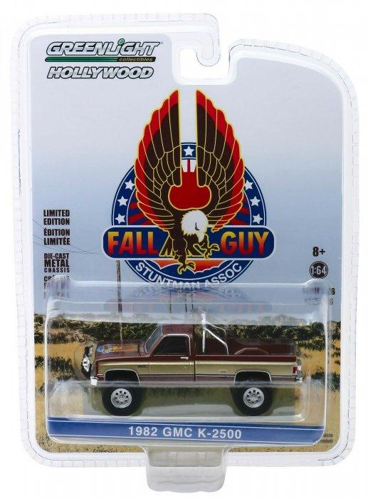 Greenlight Chevy GMC K-2500 Fall Guy - 1:64 Truck