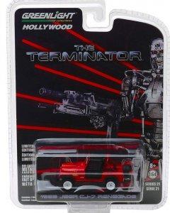 Greenlight The Terminator Jeep Renegade 1:64