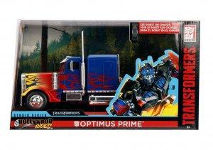 Jada Transformers Optimus Prime 1/24