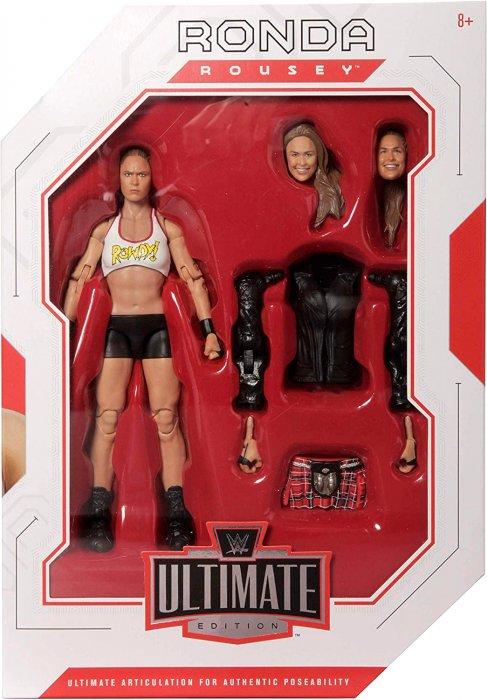 WWE Mattel Ultimate Edition Ronda Rousey