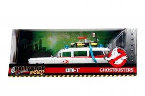 Jada Ghostbusters Ecto 1 Cadillac 1/24