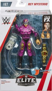 WWE Mattel Elite Serie 67 Rey Mysterio