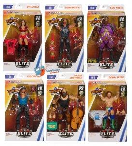 WWE Mattel Elite Serie 68 Komplett