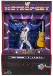 WWE Mattel Elite Walmart Exclusive Retrofest Honky Tonk Man
