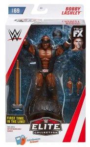 WWE Mattel Elite Serie 69 Bobby Lashley