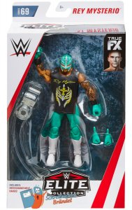 WWE Mattel Elite Serie 69 Rey Mysterio