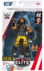 WWE Mattel Elite Serie 69 Mustafa Ali