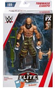 WWE Mattel Elite Serie 69 Tommaso Ciampa