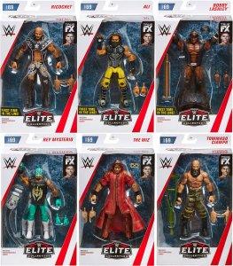 WWE Mattel Elite Serie 69 Komplett