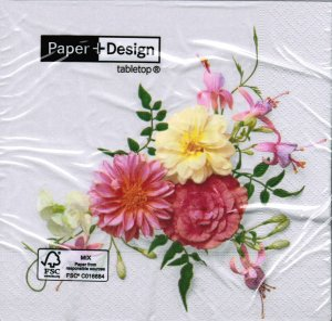 Servietten Paper+Design Potpourri