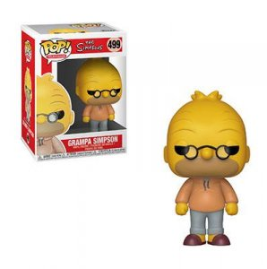 Funko Pop Vinyl Figur The Simpsons Grampa Abe Simpson