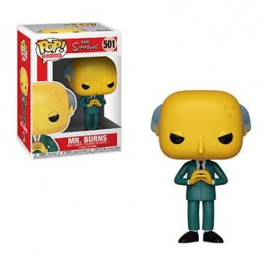 Funko Pop Vinyl Figur The Simpsons Mr.Burns