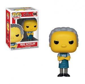 Funko Pop Vinyl Figur The Simpsons Moe Szyslak