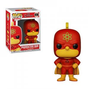 Funko Pop Vinyl Figur The Simpsons Radioactive Man