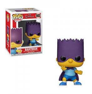 Funko Pop Vinyl Figur The Simpsons Bartman