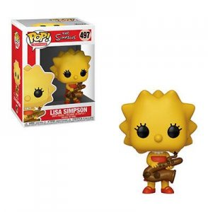 Funko Pop Vinyl Figur The Simpsons Lisa Simpson
