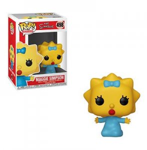 Funko Pop Vinyl Figur The Simpsons Maggie Simpson