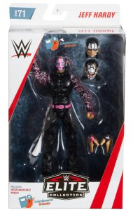WWE Mattel Elite Serie 71 Jeff Hardy