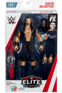 WWE Mattel Elite Serie 71 Drew Mc Intyre